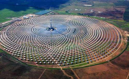 Enorme Granja Solar Genera Energ 237 A Incluso Cuando No Hay Sol