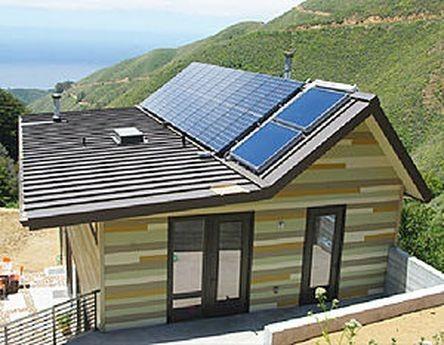 Casas prefabricadas autosuficientes - Casa ecologicas prefabricadas ...
