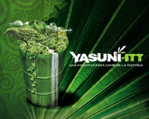 El plan de Ecuador para salvar la región Yasuni