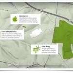 Data center de Apple usa solamente energía renovable