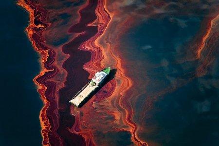 Increíbles fotos del derrame de petróleo del golfo de México