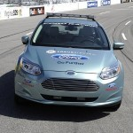 NASCAR estrena auto totalmente eléctrico