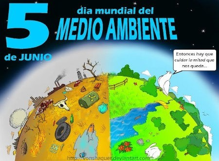 Día Mundial del Medio Ambiente 2013