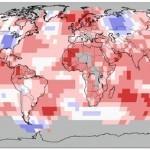 2014: el tercer año más caluroso de la historia