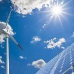 Las energías renovables siguen ganando terreno