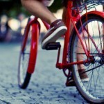 Caminar o andar en bici: ¿el secreto de la felicidad?