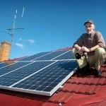 La energía solar crece mucho en Australia