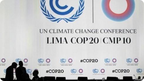 El nuevo acuerdo sobre el cambio climático