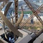 La Torre Eiffel deslumbrara con energía renovable