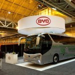 La empresa china BYD construirá la primera fabrica de vehículos eléctricos (EV) en Brasil