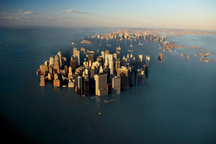 Resultado de imagen para aumento en el nivel del mar