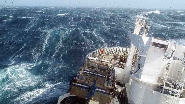 Océano Antártico lucha contra el CO2