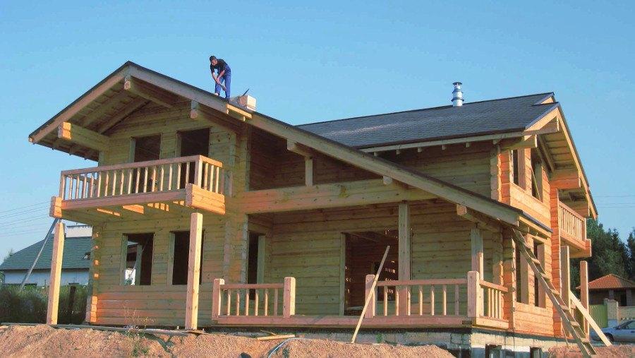 Casas de madera para vivir simple los puntos positivos de - Casas de madera para vivir ...