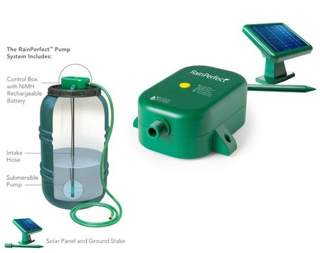 RainPerfect un sistema de riego mediante agua de lluvia - 2