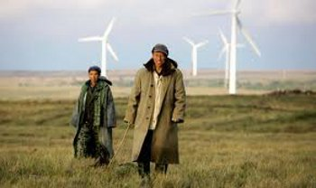 China se vuelve muy eólica