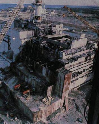 Desastres industriales que afectan la naturaleza