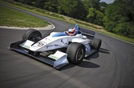 El auto eléctrico más rápido del mundo alcanza los 250km/h