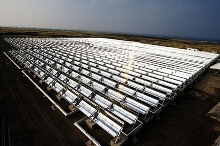 Sistema termoeléctrico solar