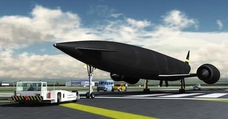 Skylon un nuevo avión espacial ecológico