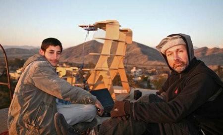Afganistán se conecta a Internet de forma casera