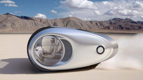 Ecco, un interesante vehículo solar
