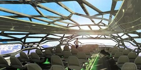Este avión generará energía mediante el calor de los pasajeros