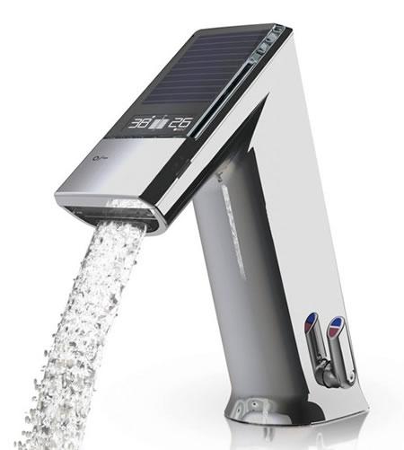Grifo electrónico que te ayudará a ahorrar agua
