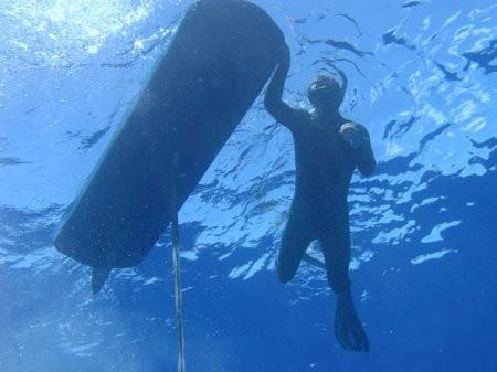 Wave Glider, robot subacuático que funciona mediante energía mareomotriz