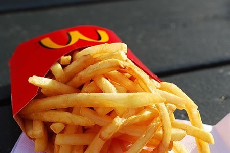 Aceite reciclado de McDonalds ahora es usado en camiones