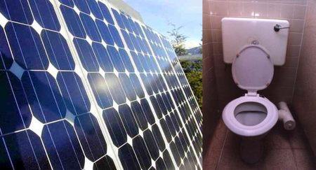 Baños solares para Dubai