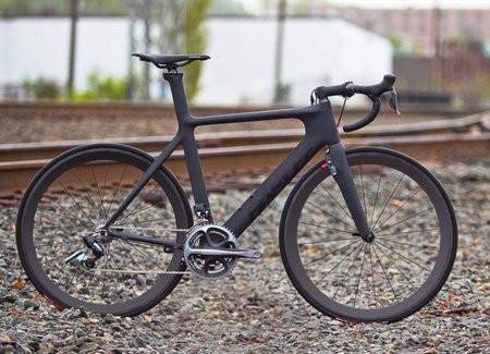 Bicicleta inspirada en un Toyota Prius