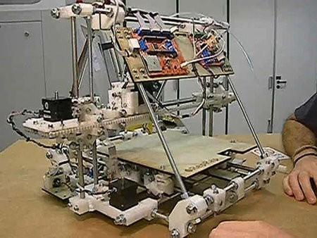 La impresora 3D que usa chocolate como si fuera tinta
