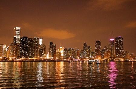 Chicago se vuelve ecológico con su nuevo alumbrado público