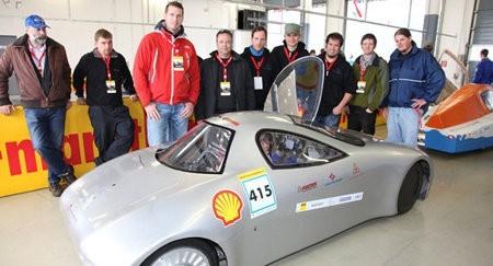 El Schluckspecht EV es capaz de andar 1600 kilómetros con una sola carga
