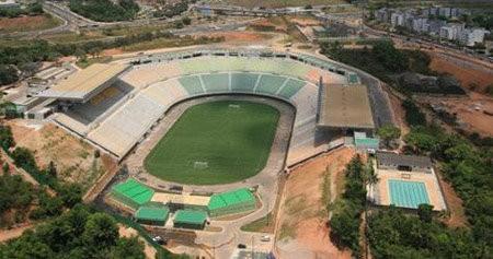 El estadio Pituaçu de Brasil será el primer estadio solar latinoamericano