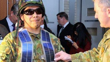 SILVER, nuevas y poco efectivas celdas solares para soldados