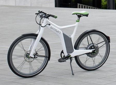 Smart comienza a fabricar la bicicleta eléctrica ForSpeED