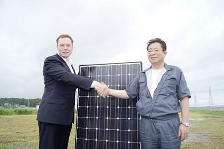 Tesla dona un sistema de generación de energía fotovoltaica