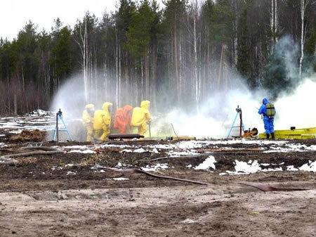 Celdas de combustible ayudan a limpiar residuos nucleares y generan energía ecológica