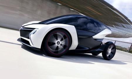 One Euro, un auto eléctrico único en el mundo
