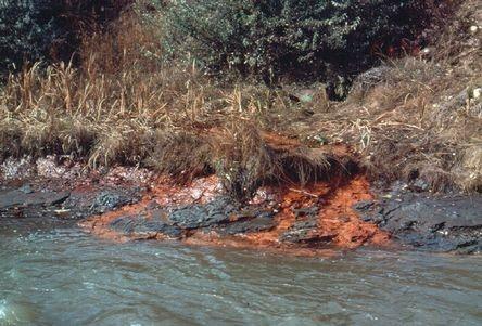 Contaminación con arsénico