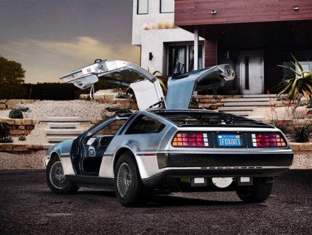 Este DeLorean eléctrico llegará a las calles en 2013