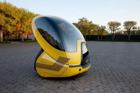 GM quiere probar sus vehículos eléctricos futurísticos