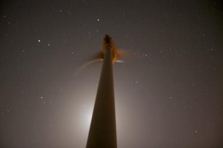 Nuevos sensores ponen un fin a las molestas sombras de las turbinas eólicas