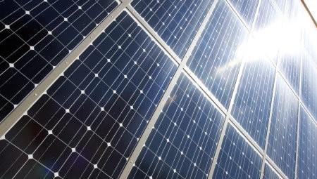 Bajan las ventas de paneles solares