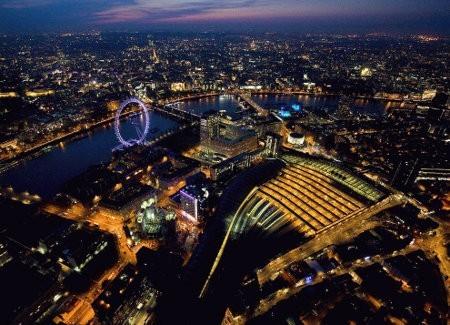Londres, una de las ciudades más contaminantes de Europa