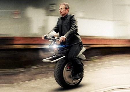 Ryno, el monociclo eléctrico