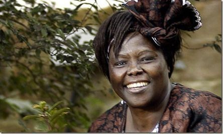 Wangari Maathai, la mujer árbol