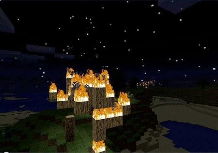 Emisiones de carbono llegan a Minecraft