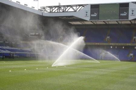 Equipo de fútbol baja las emisiones un 14 por ciento en un año